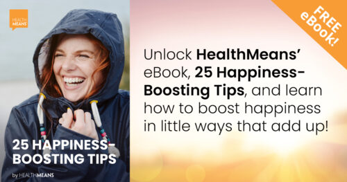 25 happiness-boosting tips