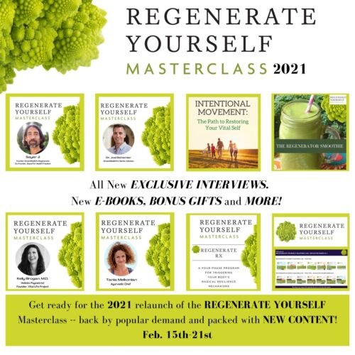 Regenerate Yourself Masterclass